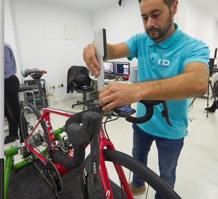 FACTOR Q CICLISMO Biomecánica Ciclismo